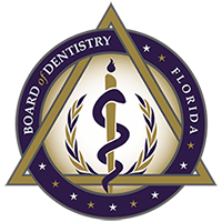 Florida Board of Dentistry Approved